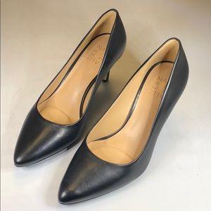 [233]Naturalizer 8.5WW Natalie High Heels